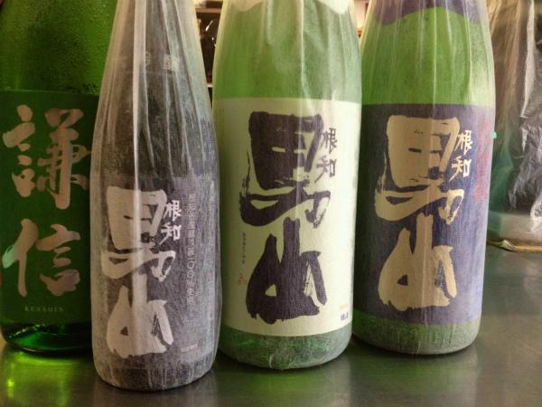 故郷の酒とDISCOVERING SAKE