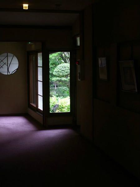 陰影礼賛~対立するRestaurant japonais